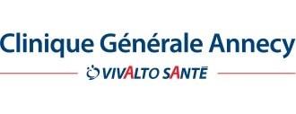 logo clinique generale annecy lac